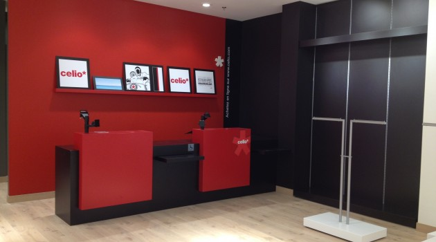 Peinture Magasin Nantes   Guesneau Rnovation